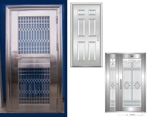 metal steel door sales in Lagos Nigeria