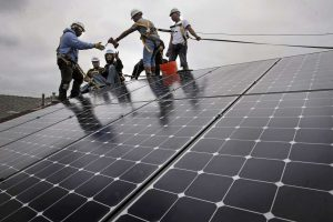 solar energy installers in Lagos