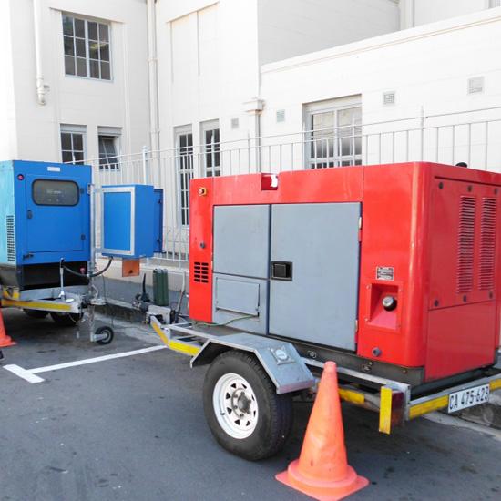 where to hire generators in Lagos