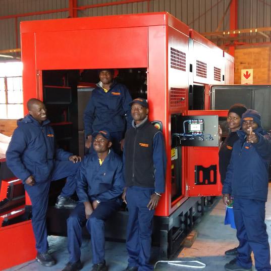 generator supply services lagos, nigeria