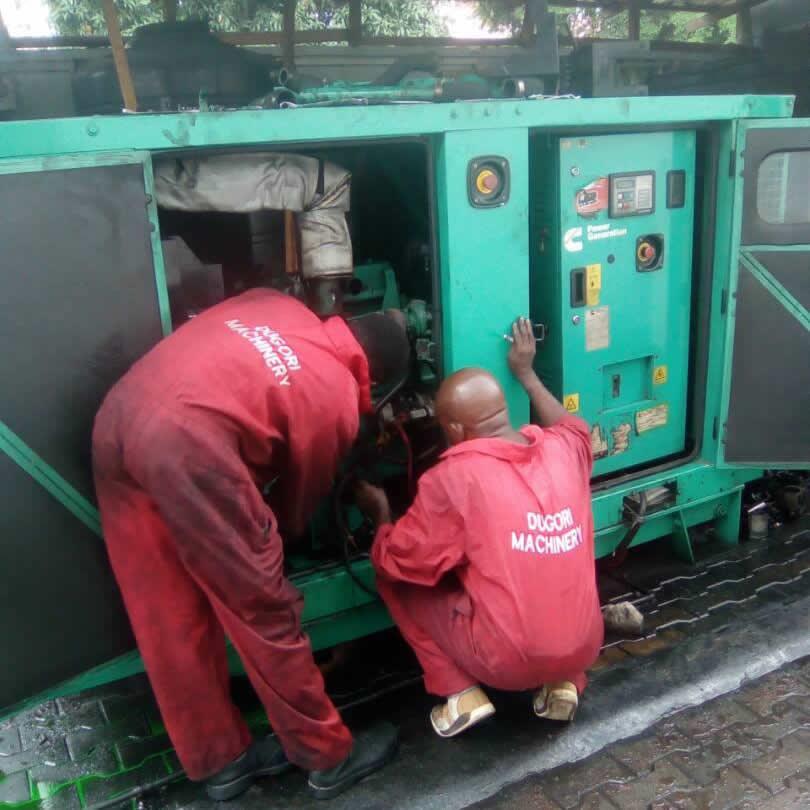 generator repairs company in lagos nigeria
