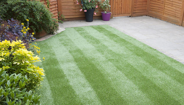 artificial grass for garden and home use