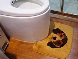 restroom footmat