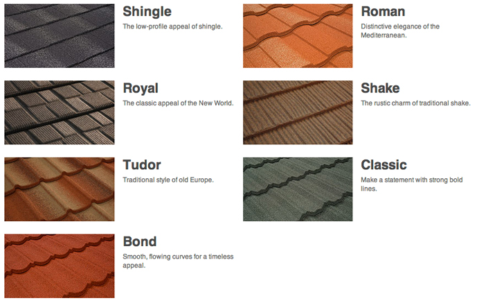roof tile types for solar installation
