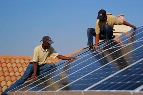 solar power installation services lagos
