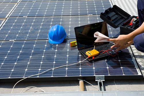 solar panel repair lagos