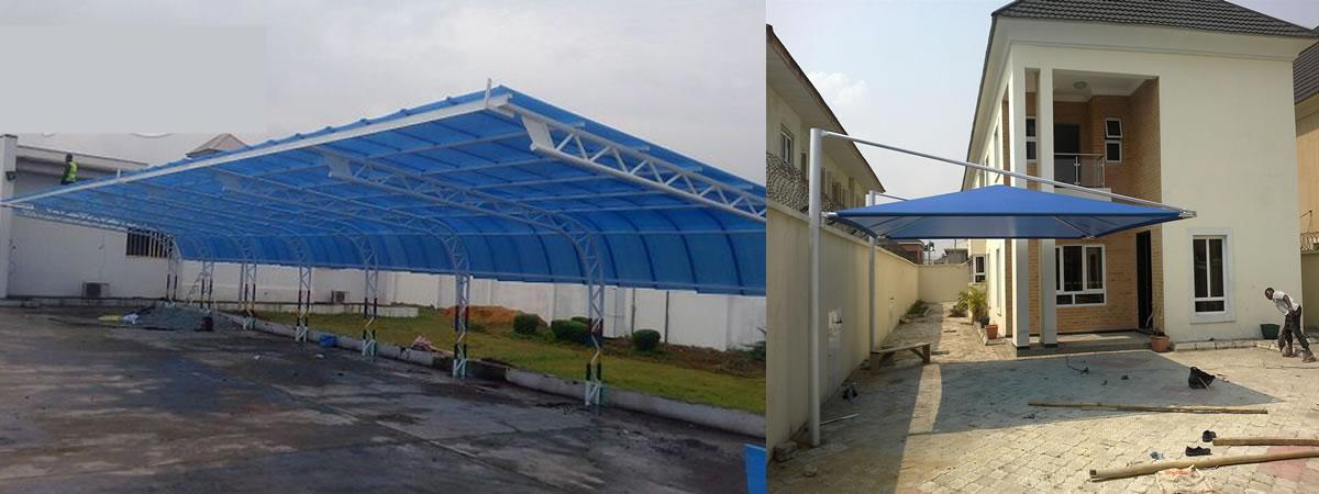 carports installers in lagos nigeria