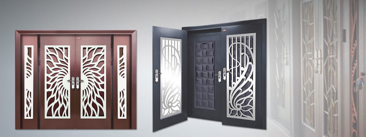 decorative israel security doors