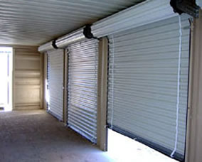 roller shutter doors lagos nigeria