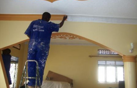 Top Wall Screeding Experts In Nigeria