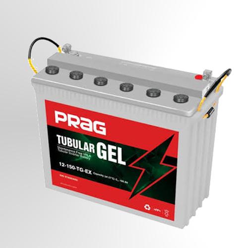 Prag Solar solar battery