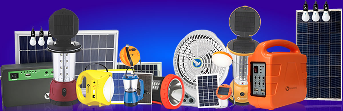 Online Solar products dealers in Nigeria