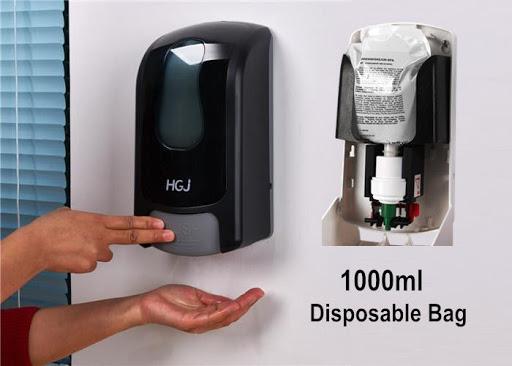 sanitizer dispensers in lagos Nigeria