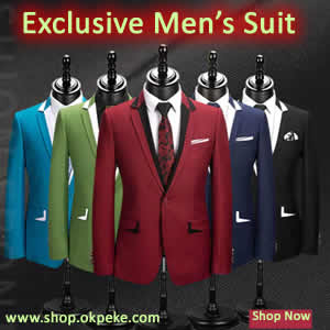 where to buy suit in Lagos Nigeria